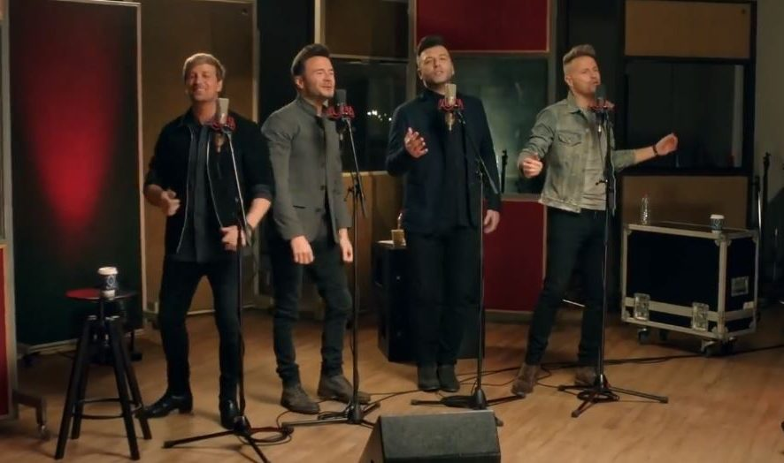 westlife better man windmill lane recording studios